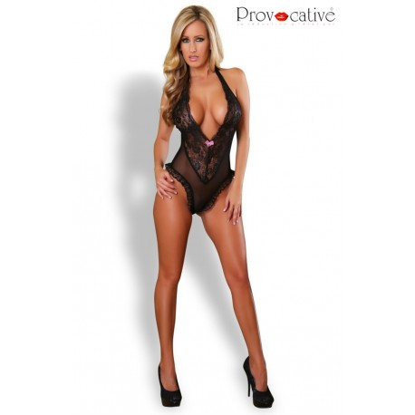 PROVOCATIVE BOLERO BODY BLACK