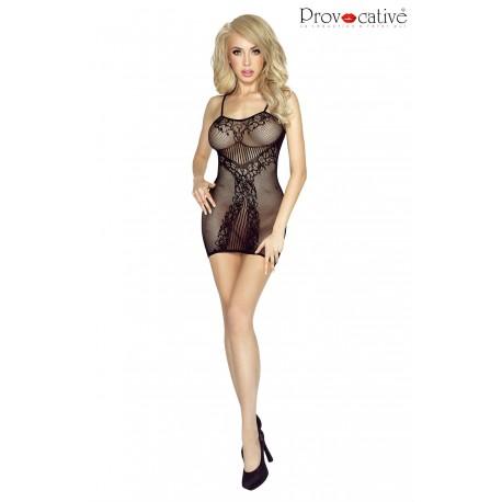 PROVOCATIVE PR4954 SEXY DRESS BLACK