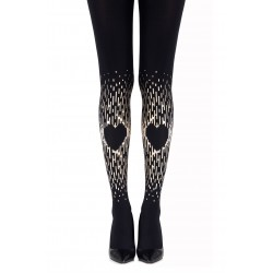 LOVE IS ALL AROUND WITH THE SPREAD TIGHTS