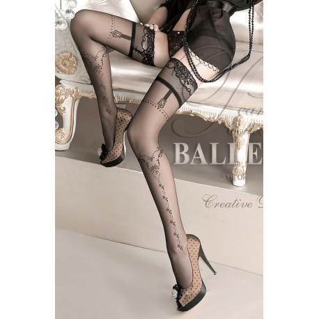 BALLERINA 127 HOLD UP NERO (BLACK)