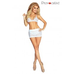 PROVOCATIVE L'ETERNELLE SET (3 PCS) WHITE