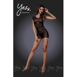 YESX YX631 2PC DRESS & THONG