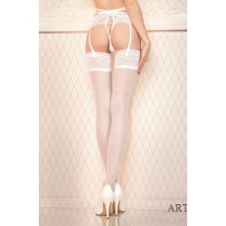 BALLERINA 432 WHITE HOLD UPS