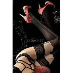 BALLERINA 189 HOLD UP NERO (BLACK)