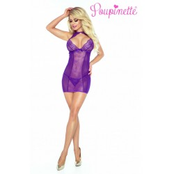 PROVOCATIVE PO6002 PURPLE SEDUCTION CHEMISE