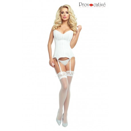 PROVOCATIVE PR4886 WHITE CORSET