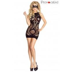 PROVOCATIVE SEXY MINI DRESS