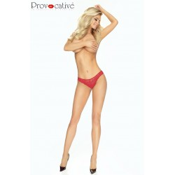 PROVOCATIVE PR4982 SEXY PANTY RED