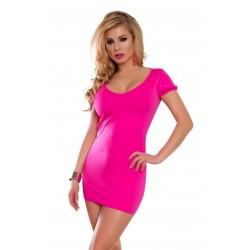 SEXY CLINGY STRETCHY CLUB DRESS