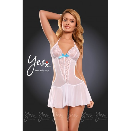 YESX YX345 TEDDY WHITE/BLUE