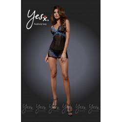 YESX YX629 2PC DRESS & THONG