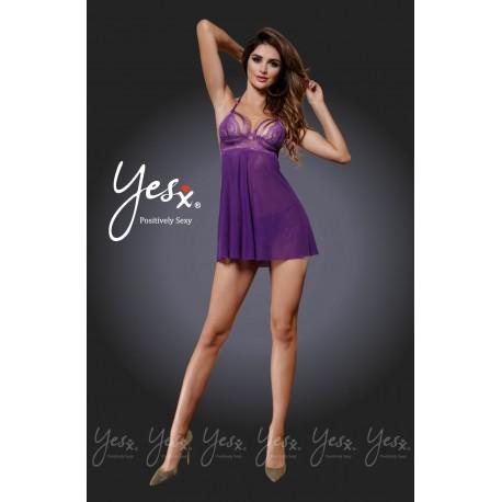 YESX YX632 2PC DRESS & THONG